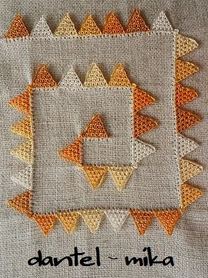 oya needle made lace