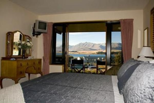 Lake Tekapo Holiday Lodge Rental - 1 Bedroom, 1.0 Bath, Sleeps 2