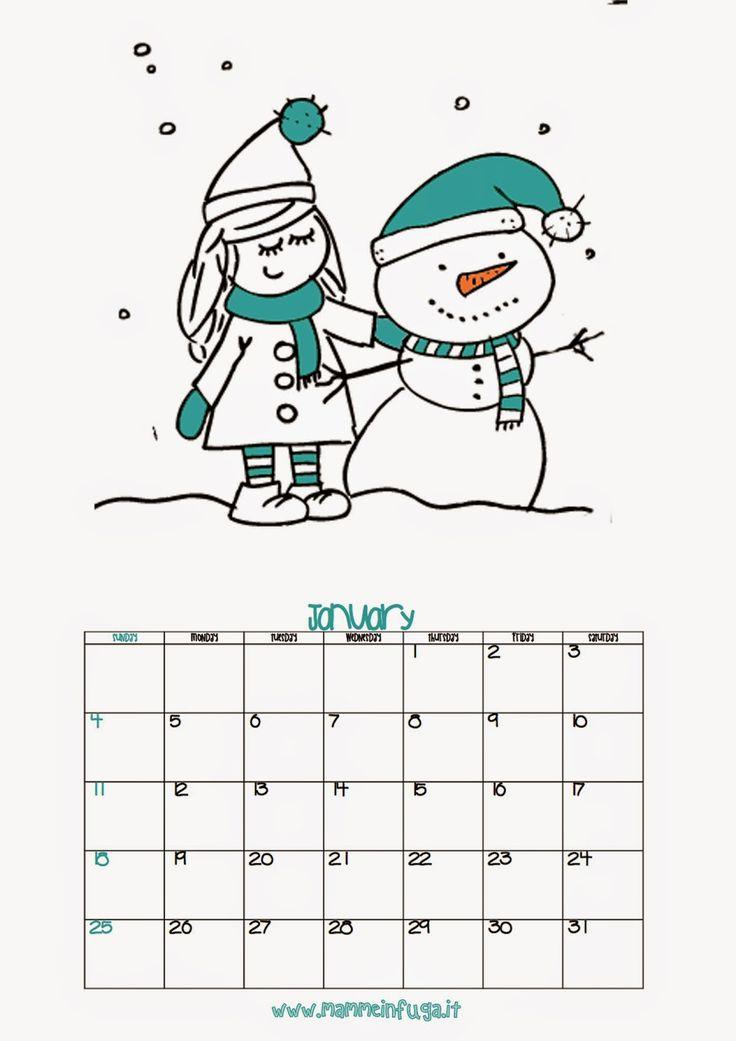 Vogliamo iniziare questo nuovo anno facendovi un piccolo regalo: abbiamo raccolto un po' delle illustrazioni pubblicate sul blog e sulla pagina Facebook di Mamme In fuga e abbiamo realizzato un pic...