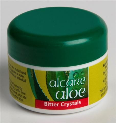 Bitter Crystals. Made from the natural bitter Aloe ferox sap, which is heated until it crystallizes.  Aloin, the main ingredient, is a strong laxative that has purifying properties, making it an excellent aid in detoxifying the body.Order online: http://on.fb.me/1fJVdeb #natural #aloin #detoxifying