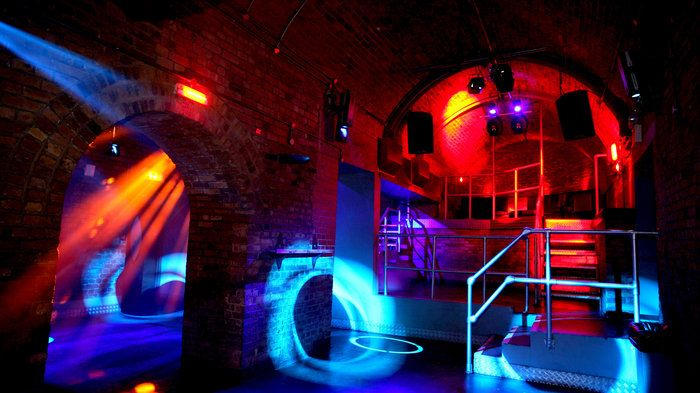 project club london halloween 2017