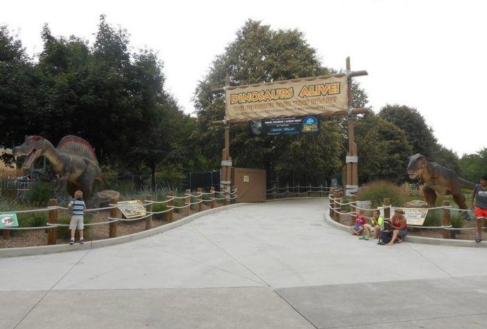 Travel | Pennsylvania | Unique Park | Dinosaur Park | Outdoor Activities | Summer Activities