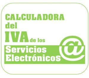 IVA servicios electrónicos
