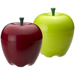 The Container Store Happle Container  - It's a happy apple!