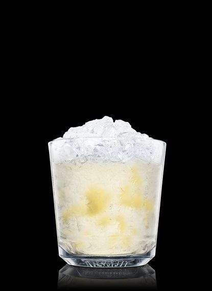 Absolut Citron Pineapple Fusion - Muddle sugar, superfine and pineapple in a chilled rocks glass. Fill with crushed ice. Add Absolut Citron. Stir. 1 Part Absolut Citron, 1 Teaspoon Sugar, Superfine, 2 Slices Pineapple