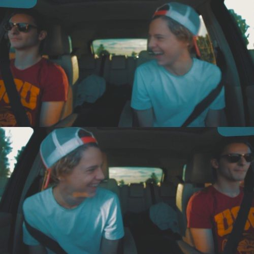 Jace Norman and Xander Norman