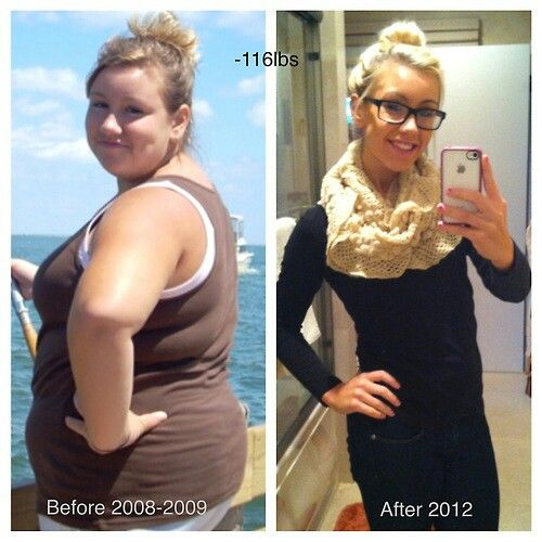 how long does it take to lose weight after going gluten free
