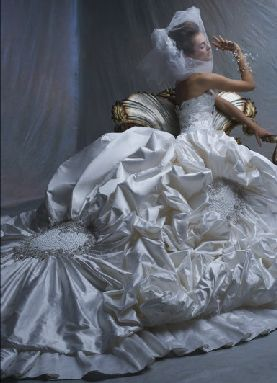 Jane Smith, take a look at these...Top 10 Ugly Wedding Dresses « Weddingbee Boards