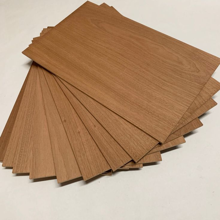 Sapele Plywood 1 4 Inch 6mm Glowforge Size Wood Laser Etsy In 2020 Sapele Wood Woodworking Supplies