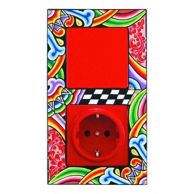 Toms Drag Accessories Switch/ Outlet