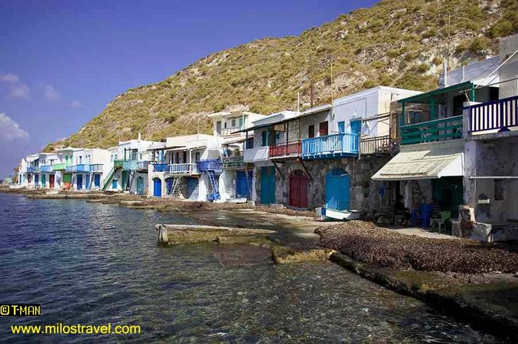milos island 2