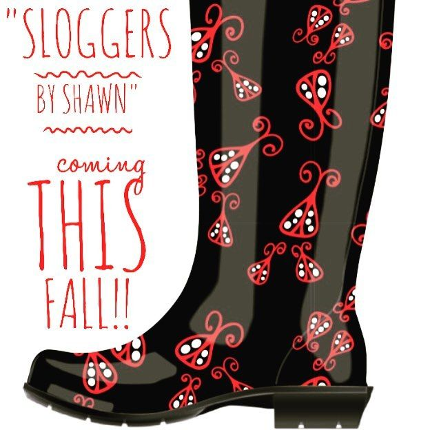 """956 Likes, 70 Comments - Shawn Killinger QVC (@shawnkillingerqvc) on Instagram: """"I can't wait!!! And ur gonna flip bananas when u see the other prints. Love me some wellies!…"""""""