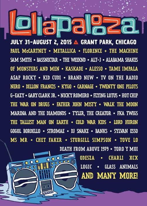 Music Festivals 2015 in the USA   Canada   Europe   Australia   Asia   Spacelab Music Festival Guide