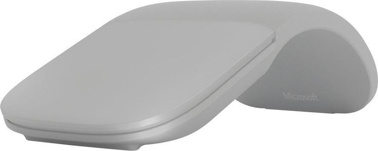 Open-Box Excellent: Microsoft  Surface Arc Mouse  Light Grey