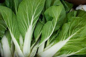 Bok Choy White Stem Heirloom Seeds by Botanical Interests. $2.57. Its succulent leaves are mild flavored like spinach.; is like having several vegetables in one.; Even the flowers are edible.; A mainstay in Asian cuisine, this cool season crop; Its stems are crunchy and sweet.. This is an heirloom vegetable so you know how tasty it will be and it is quite easy to grow.