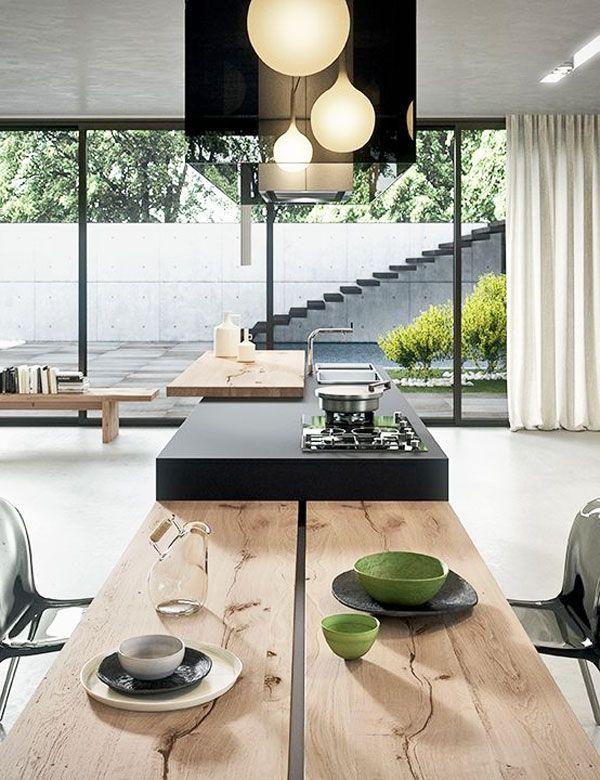 78 migliori idee su Cucina Moderna su Pinterest  Decorazione delle ...