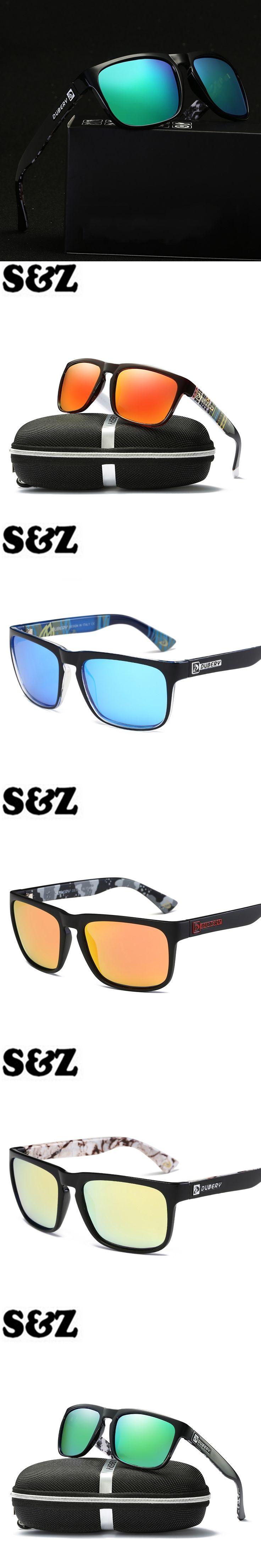 New Tops Polarized Sunglasses Men's Fashion Retro Square Lens Classic Style Sports Goggles Colorful Mirror Glasses Man Fishing