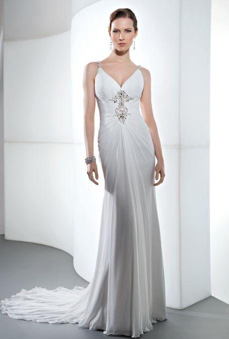 Demetrios - Destination Romance  - DR185 - Wedding Dress