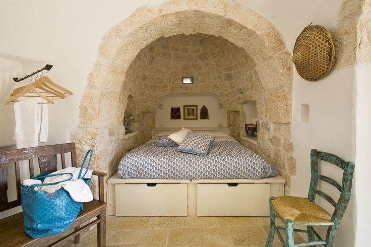 Trullo Terra Dolce - luxury trullo with pool near Ostuni, Puglia