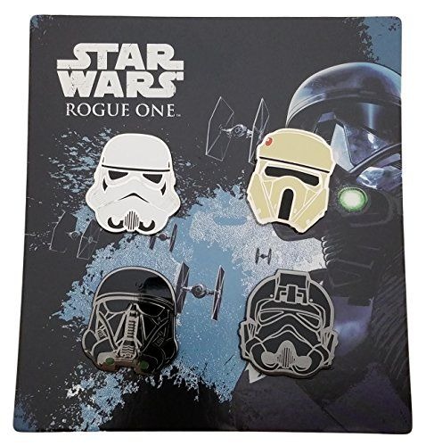 Disney Pin - Star Wars: Rogue One Helmets Booster Pack //Price: $29.99 & FREE Shipping //     #starwarsmeme