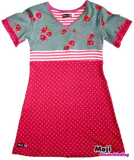 3c90853b77b Jurkjes meisje | Jurkjes - Kleding naaien, Jurkjes en Meisjes jurken naaien