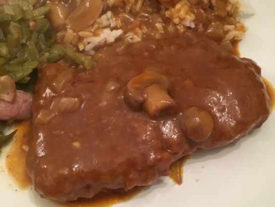 how to cook beef cube steak with gravy
