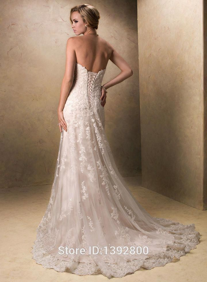 8f947c23ed6f Item Type: Wedding Dresses For Pregnant Women: Yes Train: Court Train  Built-in Bra: Yes Sleeve Style: Cap Sleeve Silhoue… | Unique Lace Wedding  Dresses in .