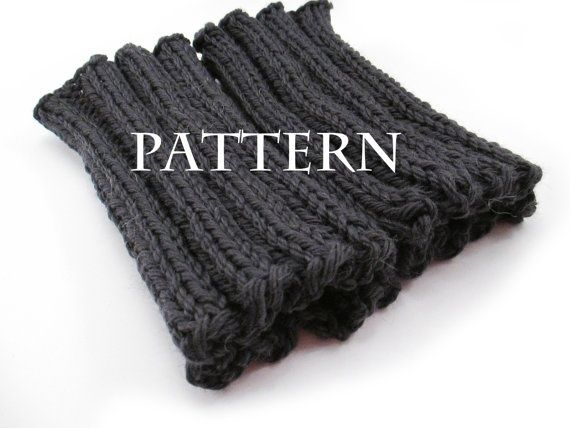76 Best Boot Cuff Patterns Images On Pinterest Knitted Boot Cuffs