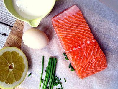 Pata porisee: Kastike paistetulle kalalle