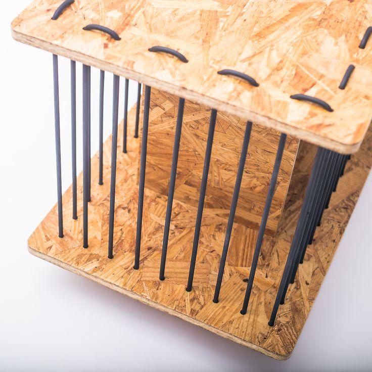 Die Exklusiven Öko Möbel Von NOTWASTE Setzen Sich Der Weiterentwicklung Der  Konsumgesellschaft Entgegen. Diese Gelten Nicht Nur Als Schick, Sondern