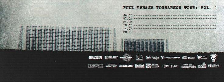 2015.03.14 - Full Thrash Vormarsch Tour: Vol. 1/Angriff 7: INDESPAIR, INVERTED MIND, CORPUS. Miejsce: Ciemna Strona Miasta Klub Muzyczny, pl. Gen. Wróblewskiego 3A, 50-407 Wrocław  https://www.facebook.com/events/1548922678688728/
