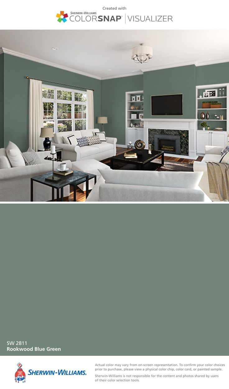 living room wall paint colors%0A I found this color with ColorSnap   Visualizer for iPhone by  SherwinWilliams  Rookwood    Piano RoomInterior Paint Colors For Living