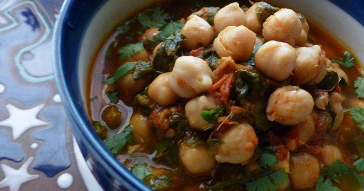 チャナマサラ  |インドの代表的な料理! レシピ動画などはこちらからhttp://www.vegworld.jp