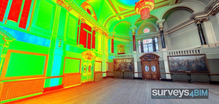Fulham Town Hall Scan2BIM