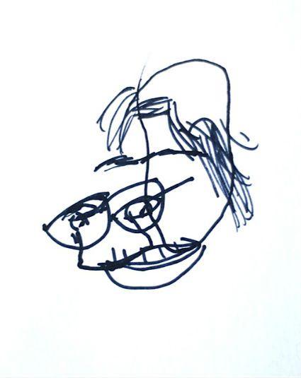 Blind Contour Line Drawing Lesson Plan : Best images about contour plans on pinterest d