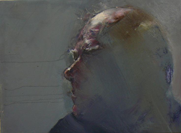 "Saatchi Online Artist: christos tsimaris; Oil, 2012, Painting ""father space"""