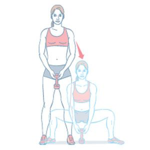 Ultimate swimsuit workout! But after three weeks, you'll notice that you'll have lost quite a few pounds! This website has amazing exercises!