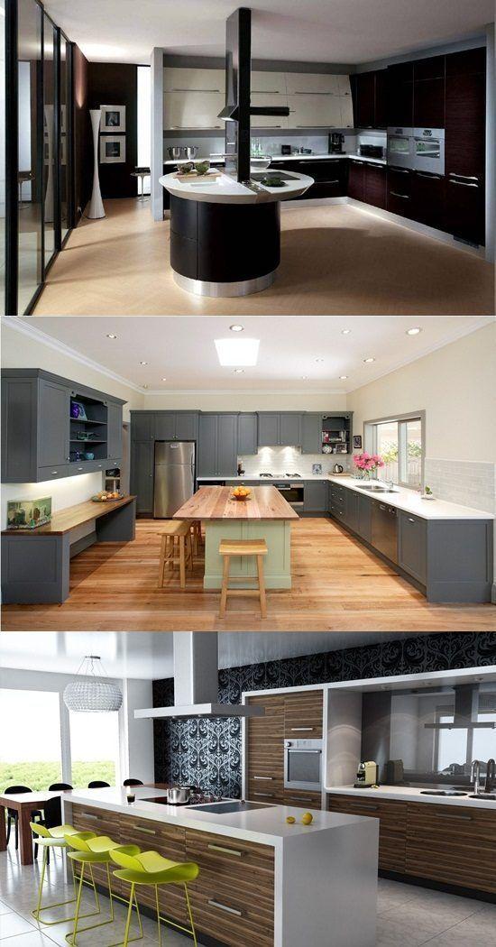Contemporary Kitchen Design Ideas Kitchen design