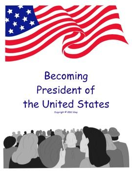 This unit provides an introduction of the presidential election process. $