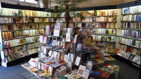 Librairie ' L'Univers Particulier ' à Bruxelles : ma préférée