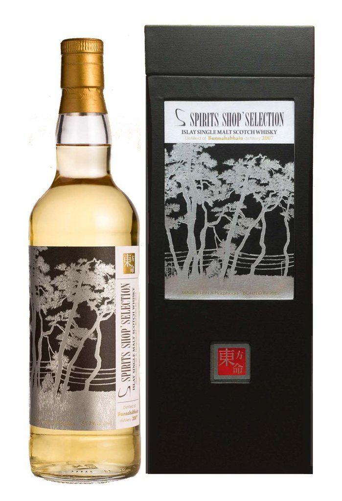 Spirits Shop's Selection: BUNNAHABHAIN Island Single Malt Scotch Whisk – Rare Malts & Co.