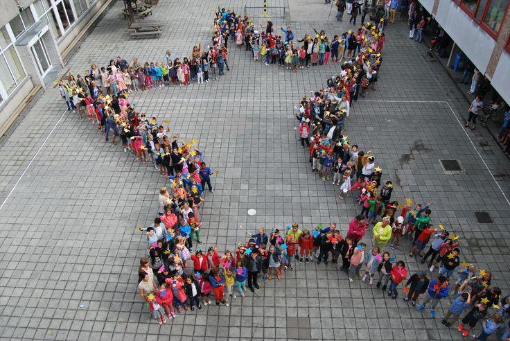 De eerste schooldag: Alle kinderen worden sterren als wij ze laten stralen!
