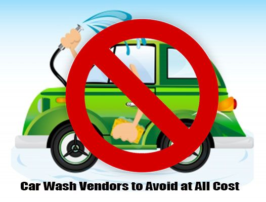 The car wash industry has brought forth many innovations in the course of time to make car washes safer for vehicles and the environment. But not all car wash vendors have embraced these developments, and still use practices that are very harmful. Here is a list of practices that will help you recognize and weed out such businesses.