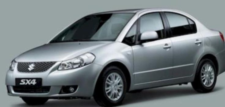 Suzuki SX4 Sedan prices - http://autotras.com