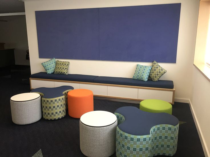 Emmanuel Christian College library fit-out by Burgtec