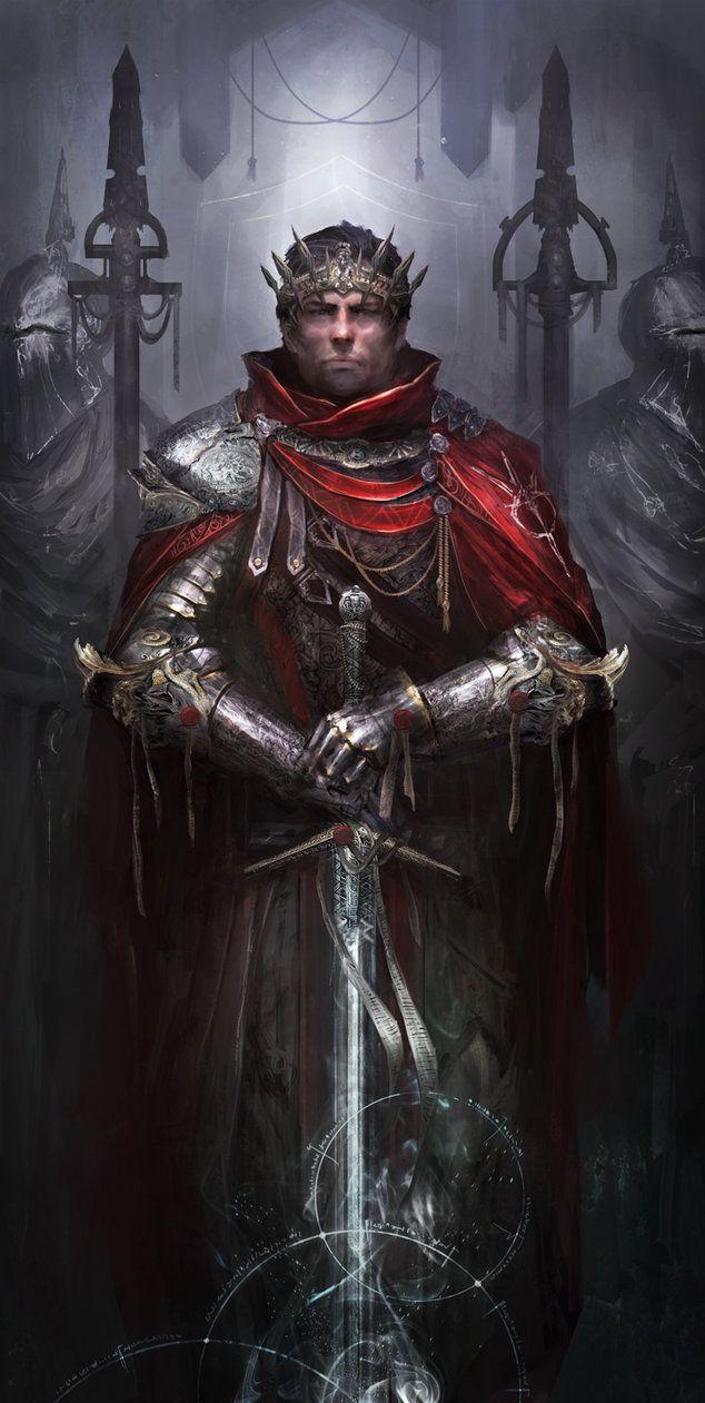 Guerreiro epico,apos sua longa jornada ao norte está lenda continua matando demonios..e os devorando.
