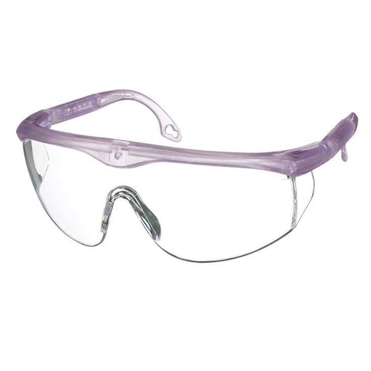 Prestige Medical Healthmate Colored Full Frame Protective Eyewear - Safety Glass | allheart.com
