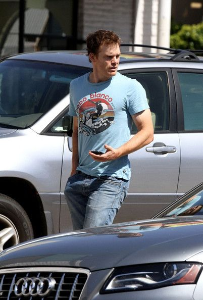 Michael C. Hall Photo - Michael C. Hall Out and About