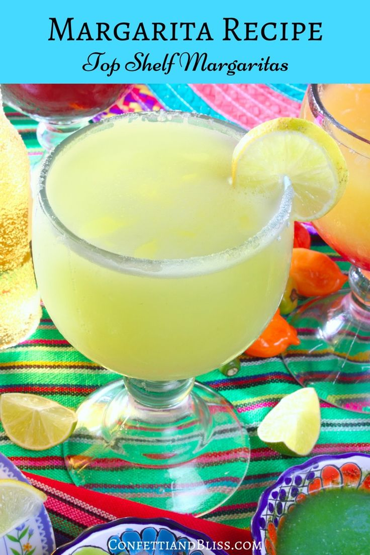 Celebrate National Margarita Day with a killer top shelf Margarita recipe. Taste the best of the best. This recipe was developed by Puerto Vallarta, Mexico travel bloggers! GET IT HERE...