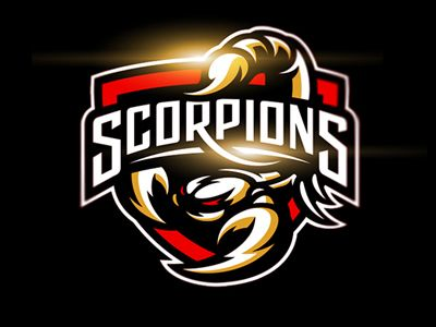 Abu Dhabi Scorpions by GRAPHIC MANIAC